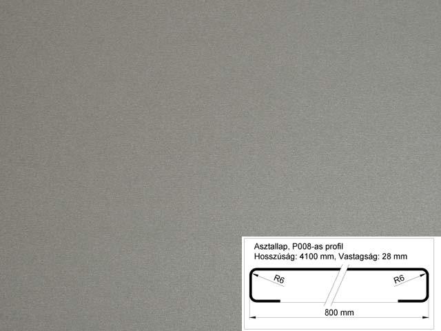 TITANIUM F501 ST2 4100×800×28 mm         TITANIUM FORGÁCSLAP